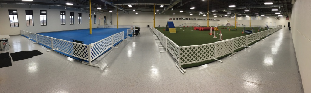 Canine Training and Event Center
