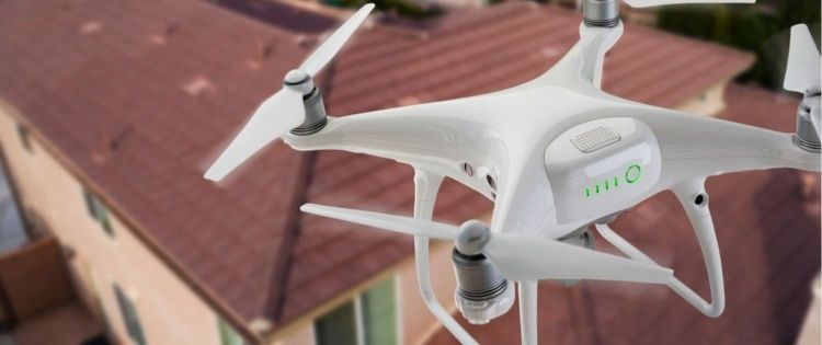 Roof Drone Inspection 1