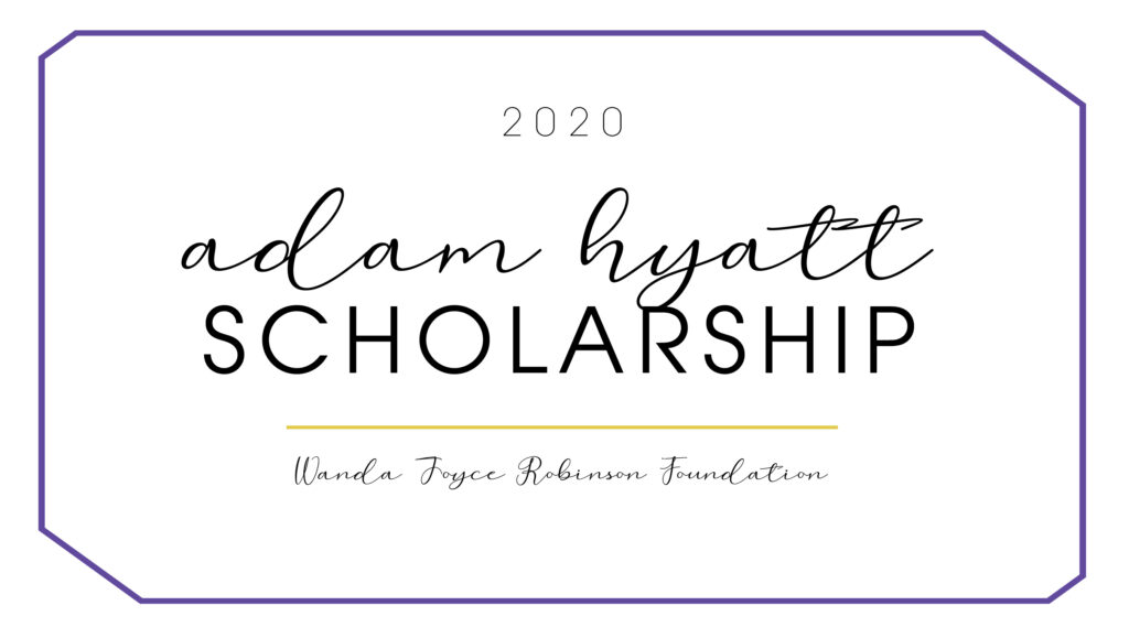 WJRF Announces 2020 Scholarship Winners