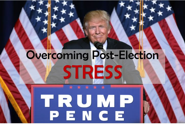 post-election stress