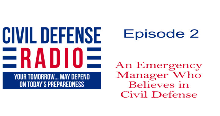 Dale Rowley, Episode 2, Civil Defense Radio
