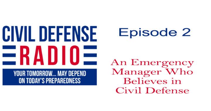 Dale Rowley, Episode 2, Civil Defense Radio