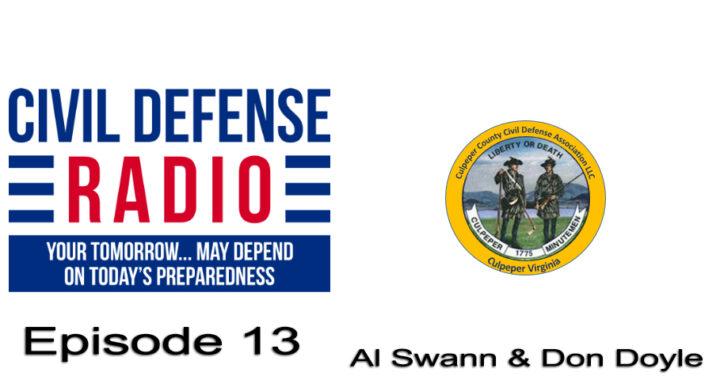 Culpeper County Civil Defense Association
