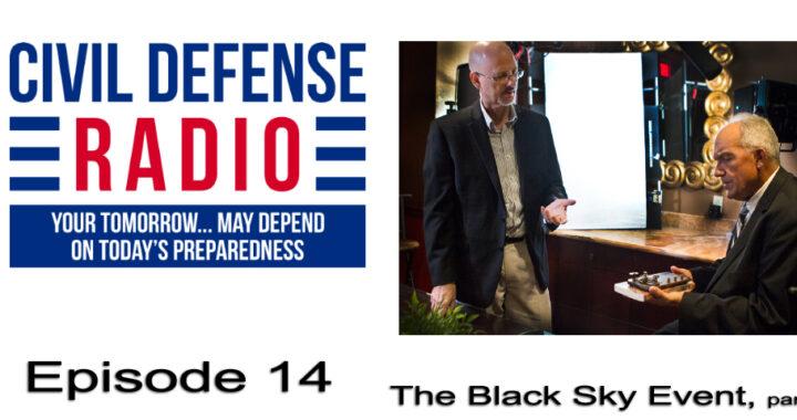 The Black Sky Event, part 1, Episode 14