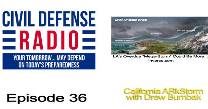 California ARkStorm with Drew Bumbak