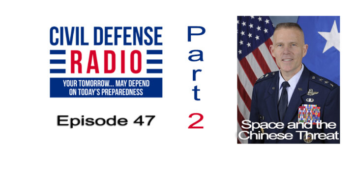 Space and the Chinese Threat Part 2