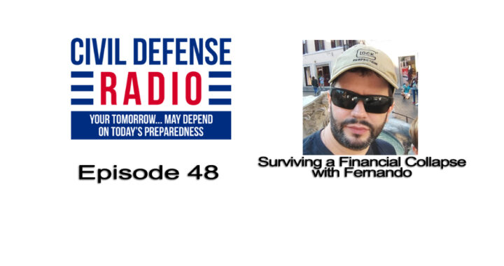 Surviving a Financial Collapse with Fernando