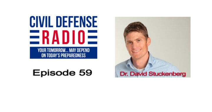 Dr. David Stuckenberg
