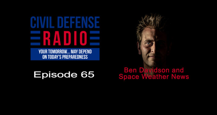 Ben Davidson and Space Weather News