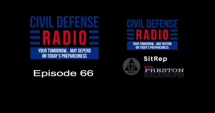 CD Radio SitRep Internal Threats - Insurgency