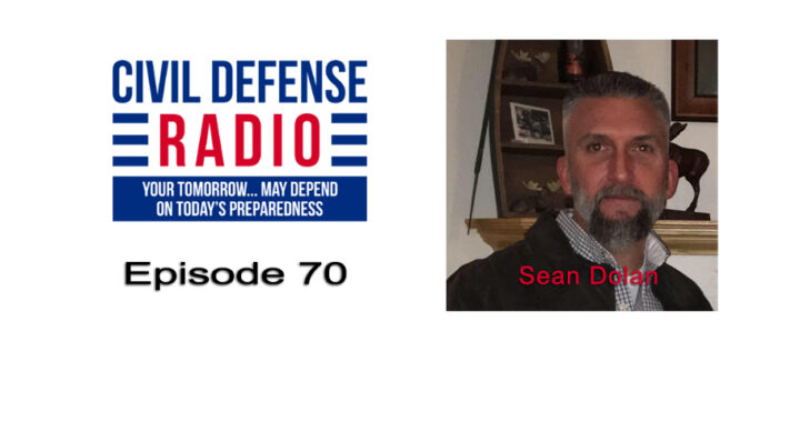Sean Dolan and Yellowstone Civil Defense Force