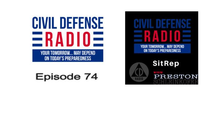 Civil Defense Radio SitRep #2 Internal Threats - Insurgency