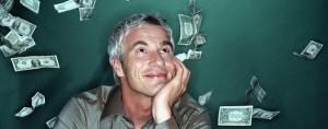 Consumer Happiness - Man Happy versus Money