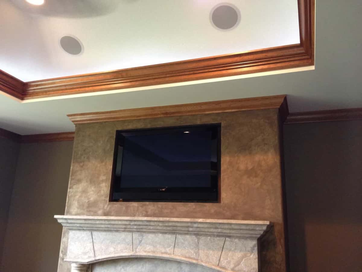 SLH Home Systems- TV Mount