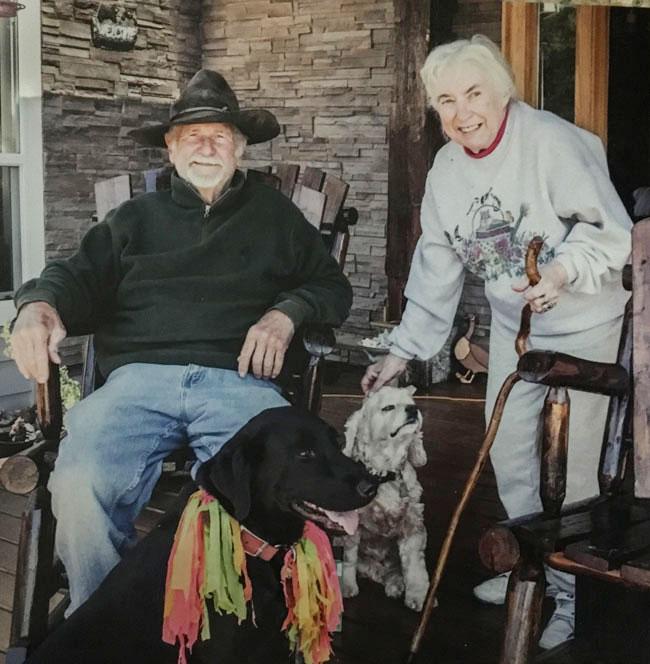 Duane & Carol Perron