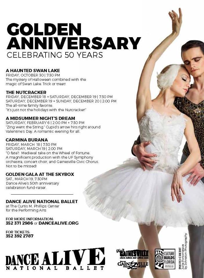 dance alive poster