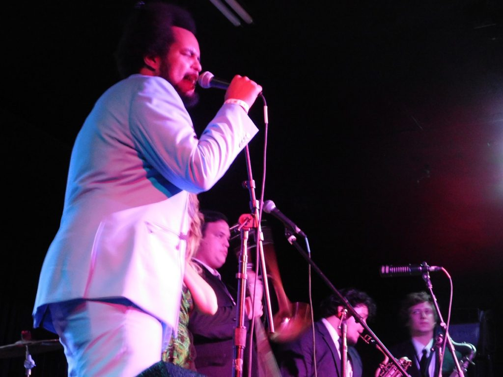 Justin McKenzie will perform tonight with the Savants of Soul. Photo by Gainesville Downtown)