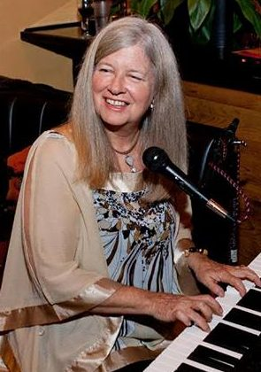 Cathy DeWitt has played the piano since she was a young girl. Photo courtesy of Cathy DeWitt)