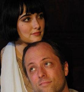 Catheribne Emma Grimm) and Joe Adam Lishaw