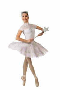 Carla Amancio as Sugar Plum Fairy (Johnston Photography)