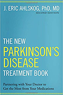 New Parkinson's Disease book by Eric Ahlskog