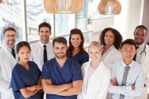Parkinson's professionals