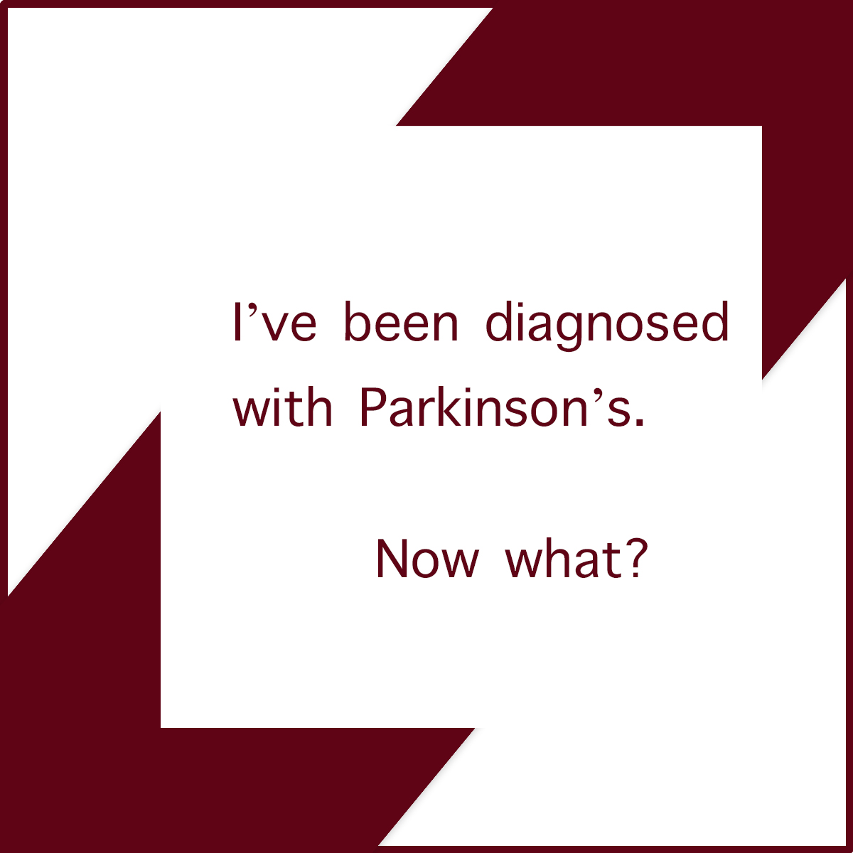 Parkinsons diagnosis