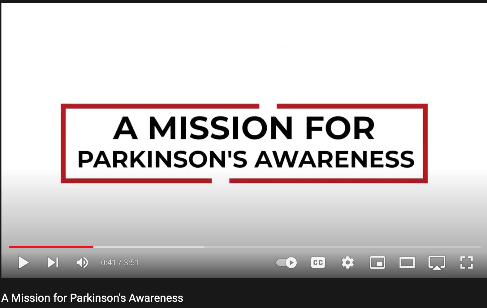Parkinson's Mission