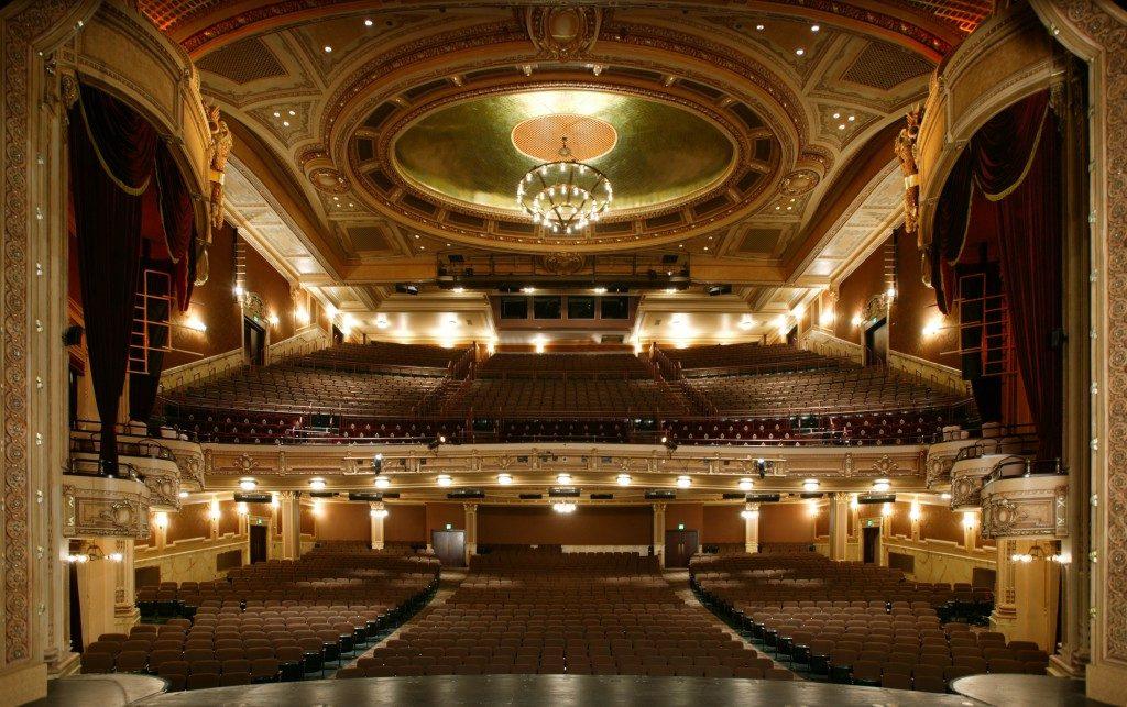 Hippodrome Theatre at the France-Merrick Performing Arts Center