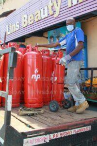 45 kg LPG Cylinders