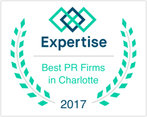 Pivot PR Ranked One Of The Best PR Firms in Charlotte