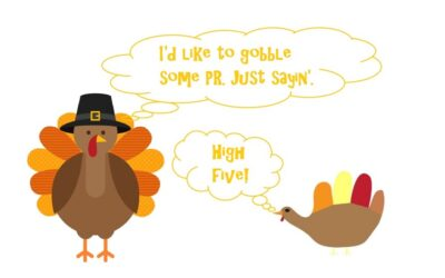 Giving Thanks: Feasting on Public Relations' Benefits