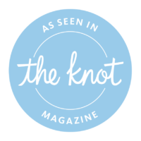 Partnered with The Knot