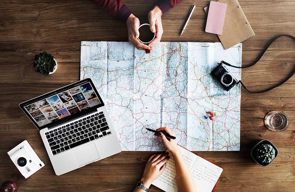 Curso Básico de Planejamento de Viagens
