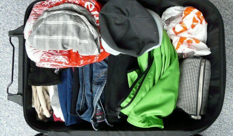 O Que Pode ou Não Pode levar numa mala?