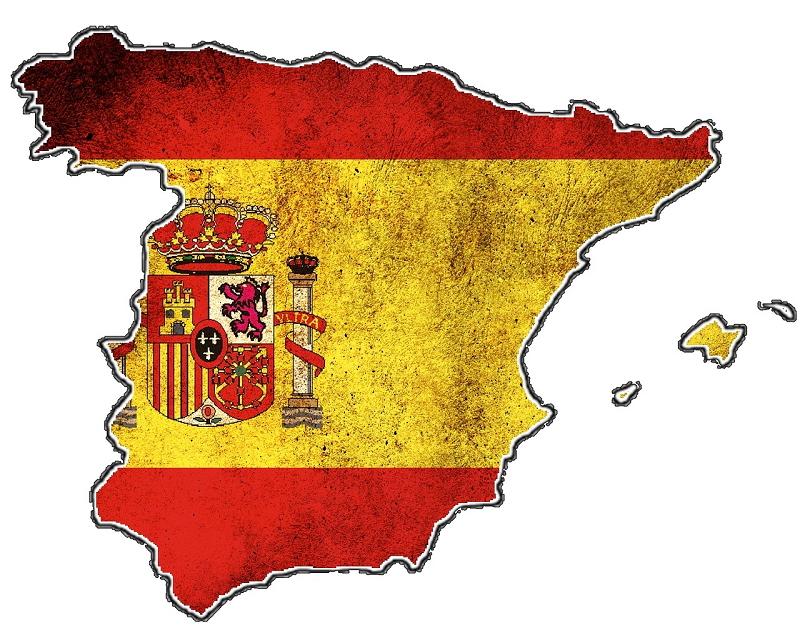 Destino: Espanha
