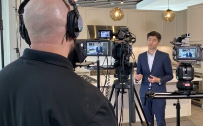 Dacor Video Production for Virtual Event