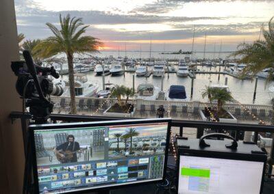 Westshore Yacht Club in Tampa Live Stream