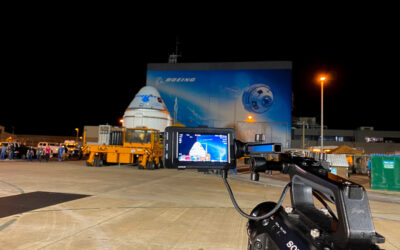 Video and Photography with Boeing