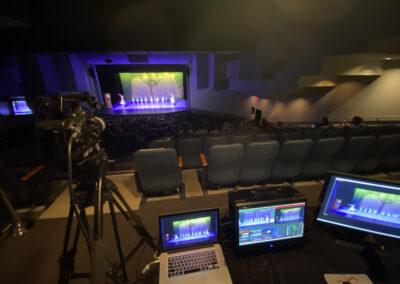 Zoom Hybrid Live Stream