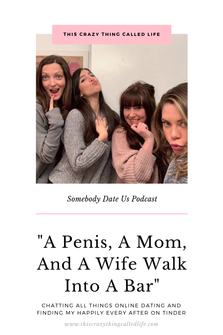 A Penis, A Mom, And A Wife Walk Into A Bar