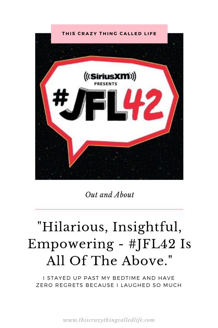 Hilarious, Insightful, Empowering – #JFL42 Is All Of The Above