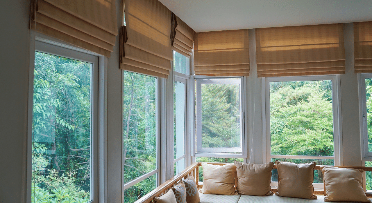 benefits of motorized blinds