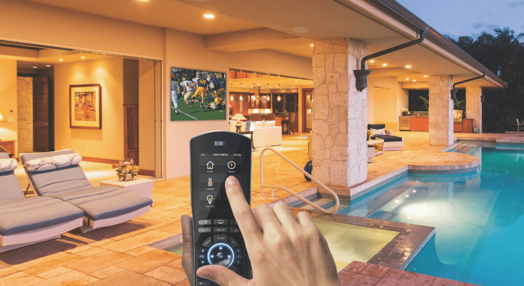 Upgrade Your Backyard with Outdoor TV and Speakers Sacramento