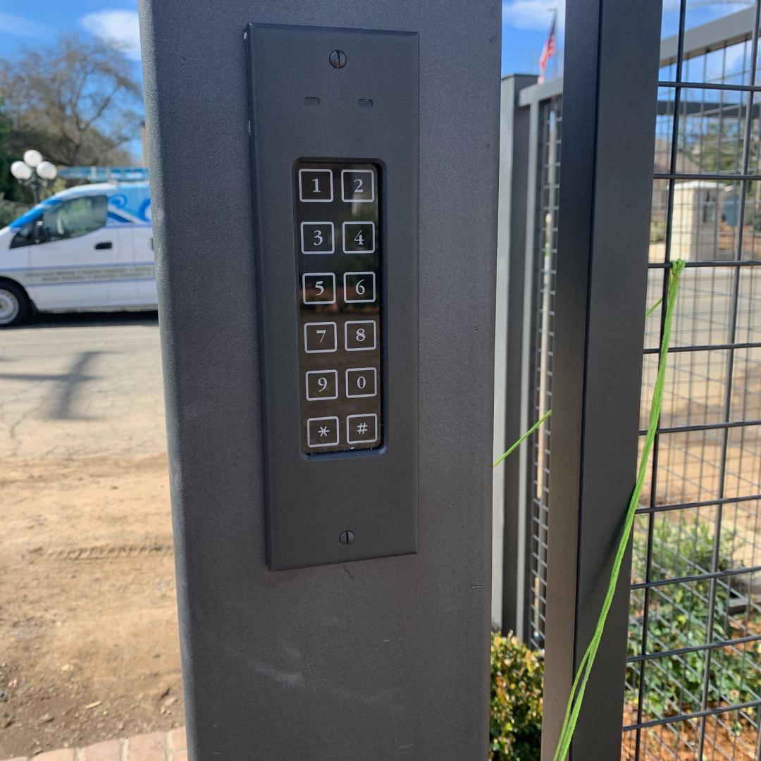 security system installation sacramento