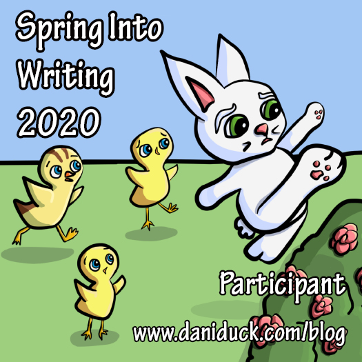 Bunny Day Spring into Writing Participant