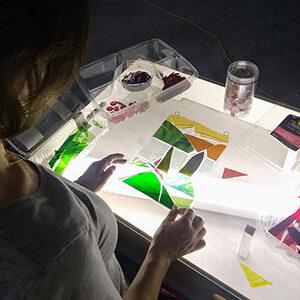 Glass Mosaic Workshop Niguac