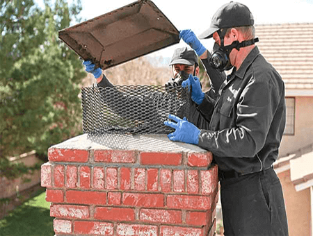 systmatic chimney inspections