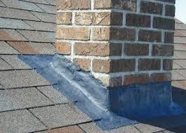 chimney flashing repairs