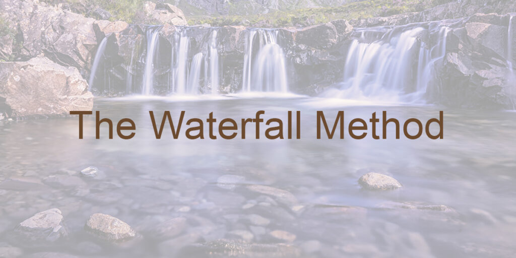 The Waterfall Method of Date Migration